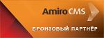 Amiro.CMS Бронзовый партнер